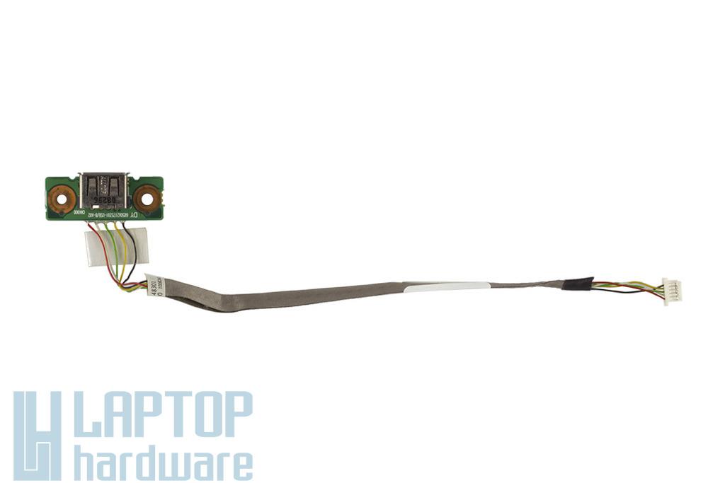 Toshiba Satellite Pro L350, L355D laptophoz használt USB port kábellel (V000140790, 6017B0148301)