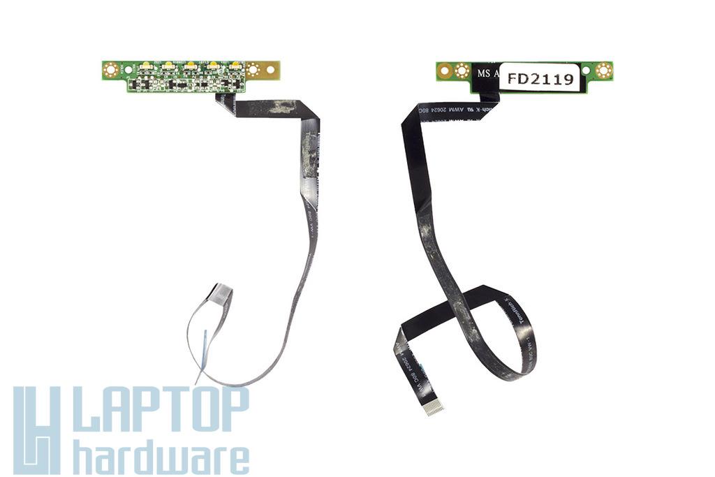 Toshiba Satellite U400, U405 laptophoz használt LED panel (ADBU2003000)