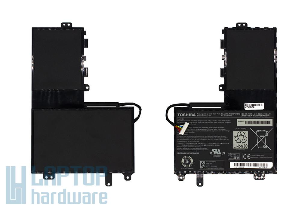 Toshiba Satellite U950, E45T, E55T gyári új 3 cellás laptop akku/akkumulátor (PA5157U-1BRS, P000577250)