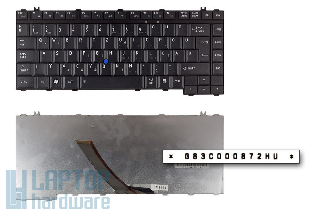 Toshiba Tecra A9, M9, S5 gyári új magyar laptop billentyűzet, G83C000872HU, P000491680