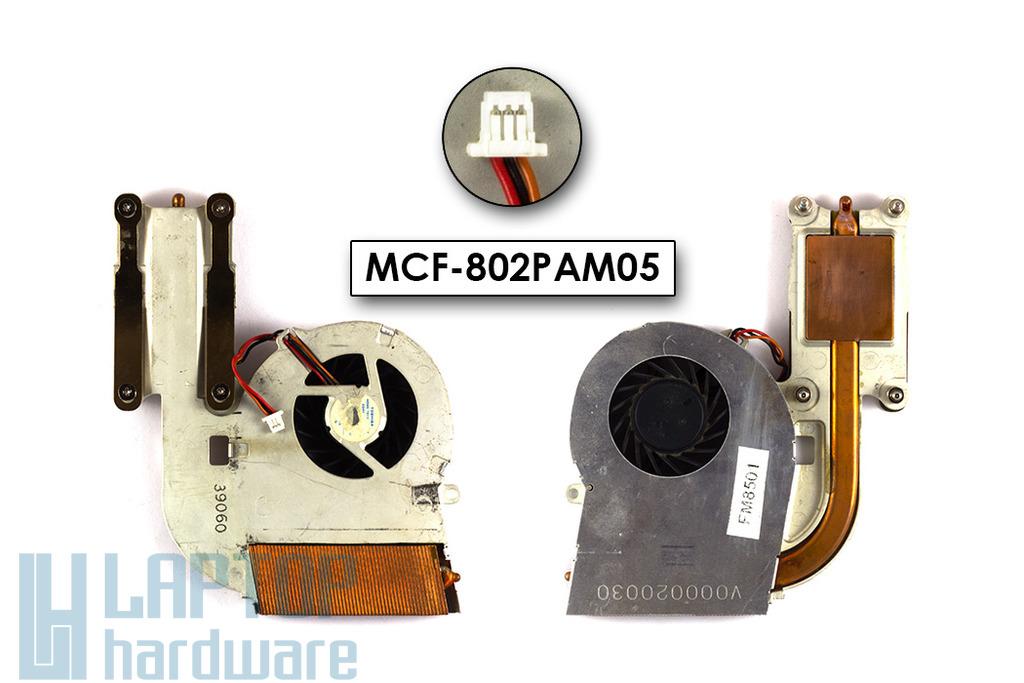 Toshiba Tecra S1 használt laptop hűtő ventilátor (V000020030)
