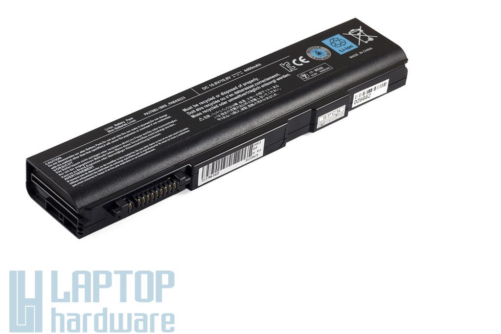 Toshiba Tecra S11, A11, M11 helyettesítő új 6 cellás laptop akku/akkumulátor  PA3788U-1BRS