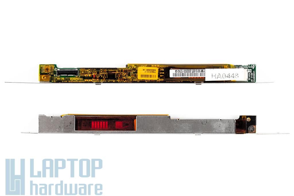 Dell D620, D630, D820 gyári új LCD inverter U40008T01
